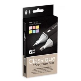 Spectrum Noir Classique (6 stuks) - Tints (Tinten)