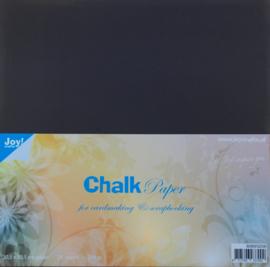 Krijtpapier (Chalkpaper)30,5x30,5 cm
