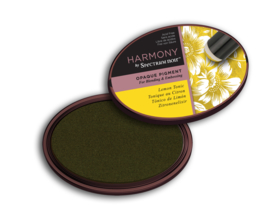 Spectrum Noir Inktkussen - Harmony Opaque Pigment - Lemon Tonic (Citroentonic)