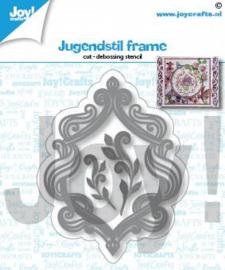 Joy Stansmal - Jugendstil frame