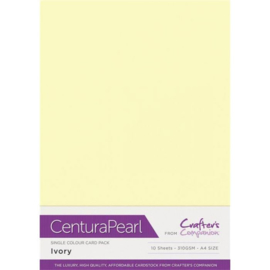 Crafter's Companion Centura Pearl - Ivory (Ivoor)