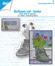 Joy Stansmal - Lente schoen