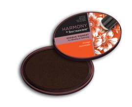 Spectrum Noir Inktkussen - Harmony Opaque Pigment -  Orange (Oranje)