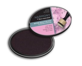 Spectrum Noir Inktkussen - Harmony Water Reactive - Pink Tulip (Roze tulp)