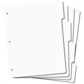 Crafter's Companion EZMount tabbladen voor opslag van stempels a 4 stuks