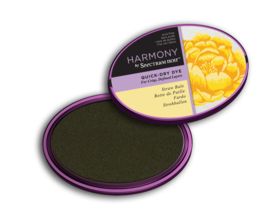 Spectrum Noir Inktkussen - Harmony Quick Dry - Straw Bale (Hooibaal)