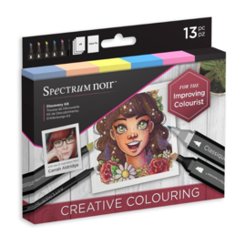Spectrum Noir Discovery Kit - Creative Colouring