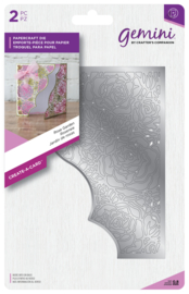 Gemini Create-a-Card - Rose Garden mozaïek (Rozentuin)