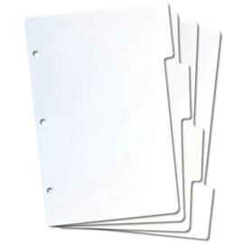 Crafter's Companion EZMount mini tabbladen voor opslag van stempels a 4 stuks
