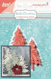 Snijmal - Christmas Trees