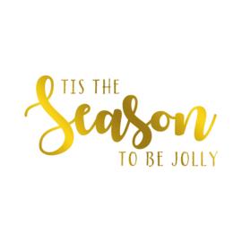Gemini Foil Stamp 'N' Cut snijmal - Expressions - 'Tis the Season