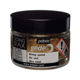 Pebeo Gilding Wax King gold