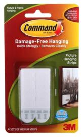 Command™ Middelgrote bevestigingsstrips voordeelverpakking