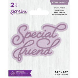 Gemini Expressions - Special Friend