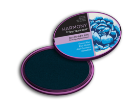 Spectrum Noir Inktkussen - Harmony Quick Dry - Ocean Blue (Oceaanblauw)