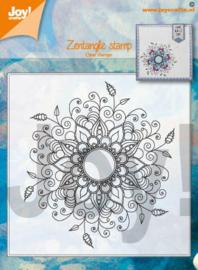 Clearstamp - Gerti - zentangle