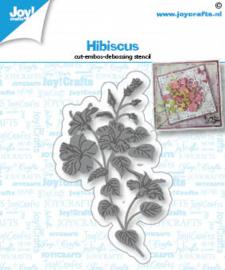Joy Stansmal - Hibiscus bloem