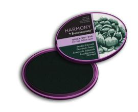 Spectrum Noir Inktkussen - Harmony Quick Dry - Smoke Emerald (Rooksmaragd)