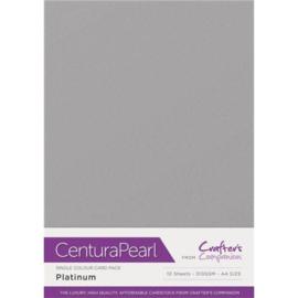 Crafter's Companion Centura Pearl - Platinum