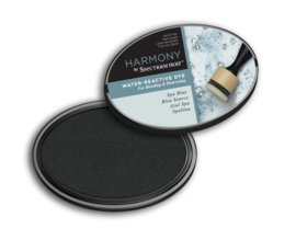 Spectrum Noir Inktkussen - Harmony Water Reactive - Spa Blue (Spablauw)