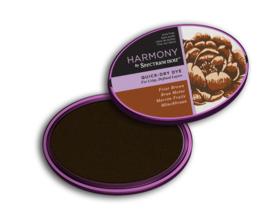 Spectrum Noir Inktkussen - Harmony Quick Dry - Friar Brown (Monnik bruin)