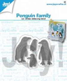 Joy Stansmal - Pinguïnfamilie