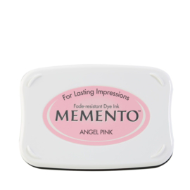 Memento Ink Pad Angel Pink