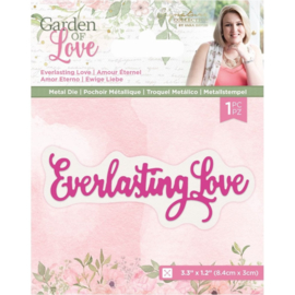 Garden of Love - Metalen snijmal - Everlasting Love