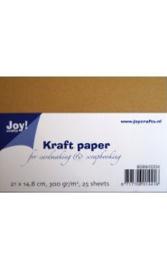 Kraft Papier A5