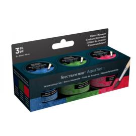 Spectrum Noir Aquatint set van 3 - Winter Warmers (Winter kleuren)