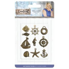 Sara Signature Collection Nautical Metal Charms