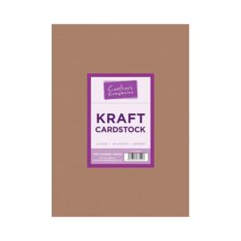 Crafter's Companion Kraft Cardstock A4