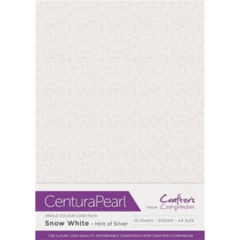 Crafter's Companion Centura Pearl - Hint of Silver (Vleugje zilver)