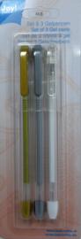 Set 3 Gel-pens