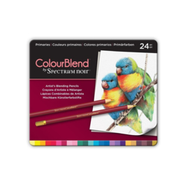 Colourblend Potloden a 24 stuks - Primaire