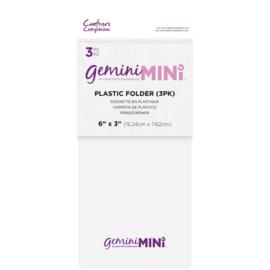 Gemini Mini – Plastic folder a 3 stuks
