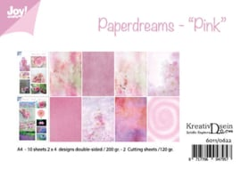 Bille - Paperdreams Pink