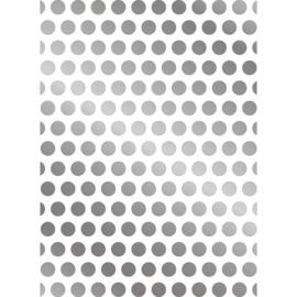 Gemini Folie Stamp mal - Elementen - Grande Dots (Grote Stippen) Achtergrond