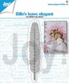 Snijmal - Bille's blad elegant