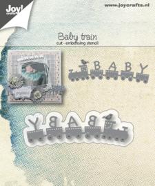 Joy Stansmal - Baby trein