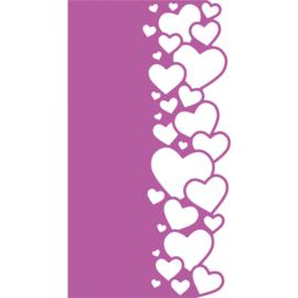 Gemini Edge'able snijmal - Heart Confetti