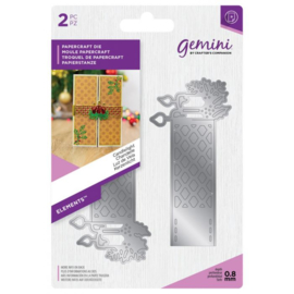 Gemini Elements -  Wrap snijmal - Candlelight