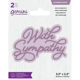 Gemini Expressions - With Sympathy