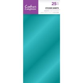 Crafter's Companion stickervellen - Brights