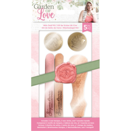 Garden of Love - Zegel Wax set