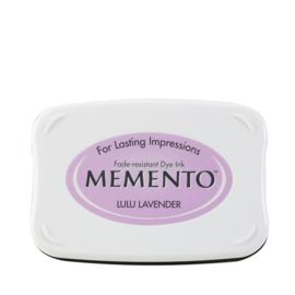 Memento Ink Pad Lulu Lavender