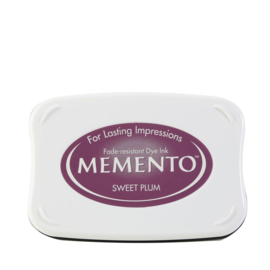 Memento Ink Pad Sweet Plum