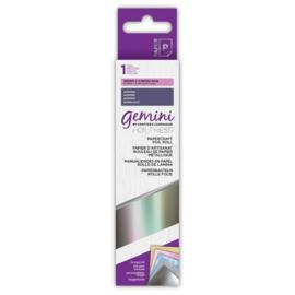 Gemini Papercraft Folie - Aurora
