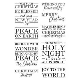 Kerst teksten sets 2020