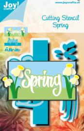Stansmal - Blauw Spring
